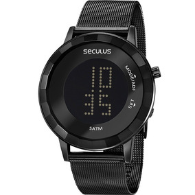 Relógio Seculus Feminino Original Garantia Nota 77046lpsvps3