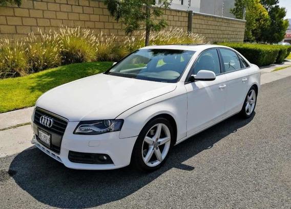 Audi A4 2.0 T Trendy Multitronic Cvt 2012