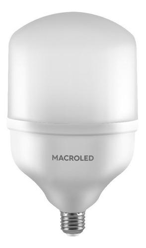 Lámpara Bulbon Frio High Power 60w E27 - Macroled + Garantia