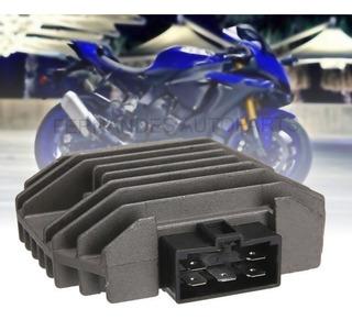1x Regulador Retificador Voltagem Yamaha Xj6 Fz6 R6 R1