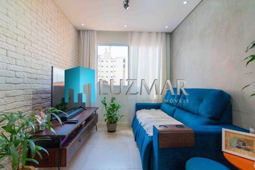 Imagem 1 de 15 de Apartamento Com Dois Dormitórios No Jardim Umarizal - 472g