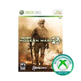Cod Call Of Duty Modern Warfare 2 - Xbox 360 - Mídia Digital