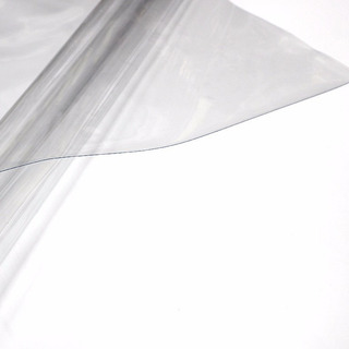 Tela Pvc Cristal Transp. Nº 5 (450 Mic.) X Rollo De 30 Mts