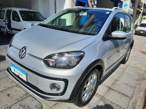 Volkswagen Cross Up 1.0 Mpi Año 2016 Primer Dueño Financio