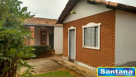 05117 - Casa De Condominio 1 Dorm, Mansoes Das Aguas Quentes - Caldas Novas/go - 5117