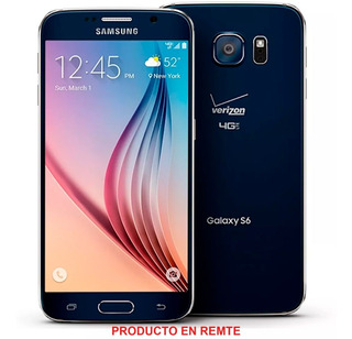 Celular Samsung Galaxy S6 3gb 32gb Octa Core Black Remate