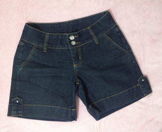 Short Jeans Le Corpe, Tamanho 40
