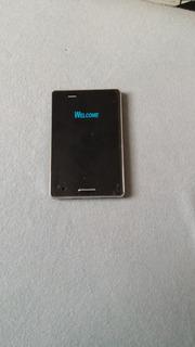 Aiek - Celular Cartão Preto - Dual Chip