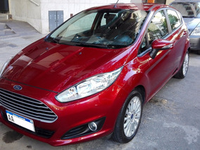 Ford Fiesta Kinetic Design Se 2016