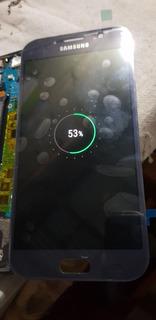 Lcd Samsung A7 2017