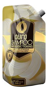Ouro Shampoo Matizador 900ml