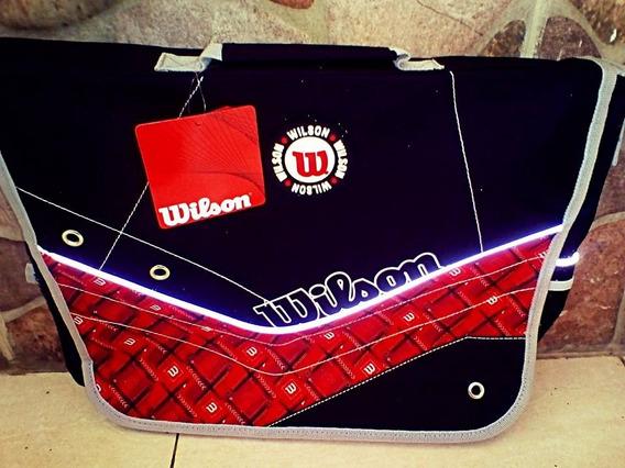 Maletin Porta Laptop Bandolero Marca Wilson Grandes