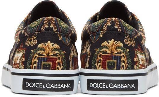 Exclusivas Zapatillas Dolce & Gabbana Traídas De Ny