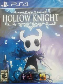 Hollow Knight Ps4 Nuevo Sellado Delivery Stock Ya