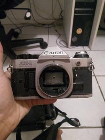 Câmera Canon Ae-1 Program + 50mm 1.4