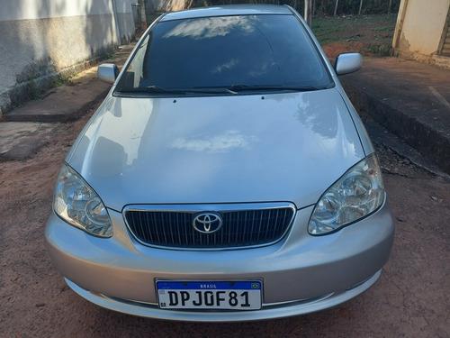 Toyota Corolla 2006 1.8 16v Se-g Aut. 4p