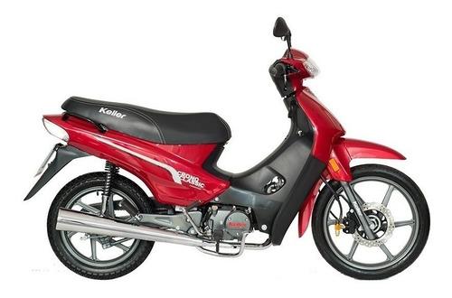 Keller Crono 110 Full 0km 2021 Llantas Y Disco Moto Baires