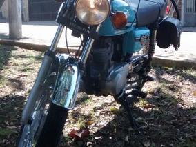 Moto Antiga 1981 Cg 125