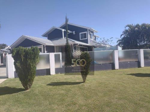 Imagem 1 de 19 de Casa Com 2 Dormitórios À Venda, 200 M² Por R$ 1.590.000,00 - Campeche - Florianópolis/sc - Ca0698