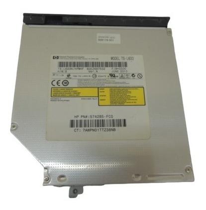 Dvd Rw Ts-l633 Para Notebook Itautec W7730