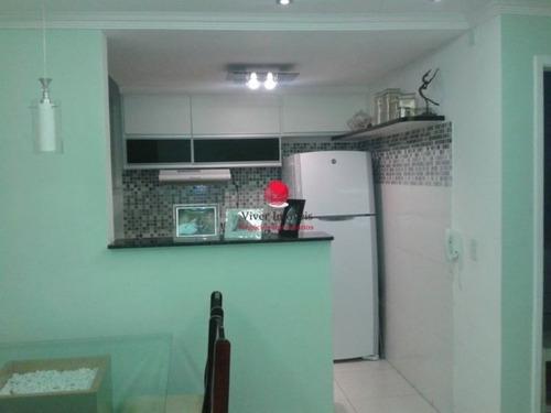 Excelente Apartamento De 2 Quartos - 1045