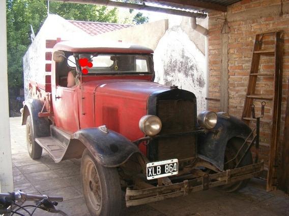 Vehiculo De Coleccion Chevrolet Modelo 28