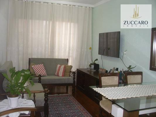 Apartamento Com 3 Dormitórios À Venda, 74 M² Por R$ 335.000 - Camargos - Guarulhos/sp - Ap11937