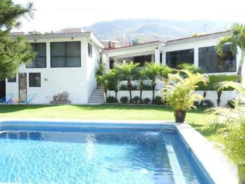 Venta De Casa, Fracc. San Gaspar, Jiutepec, Morelos...clave 3062