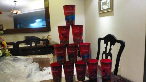 Coleção Completa Copos Brahma Fan Fest Copa 2014 - F.grátis