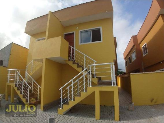 Entrada R$ 27.980,00 + Saldo Super Facilitado, Use Fgts, Casa Com 2 Dormitórios , 50 M² - Savoy - Itanhaém/sp - Ca3426