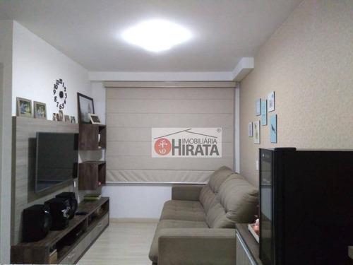 Apartamento Com 2 Dormitórios À Venda, 45 M² Por R$ 230.000 - Parque Yolanda (nova Veneza) - Sumaré/sp - Ap2286