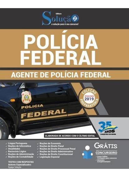 Apostila Polícia Federal 2019 Agente De Polícia Federal