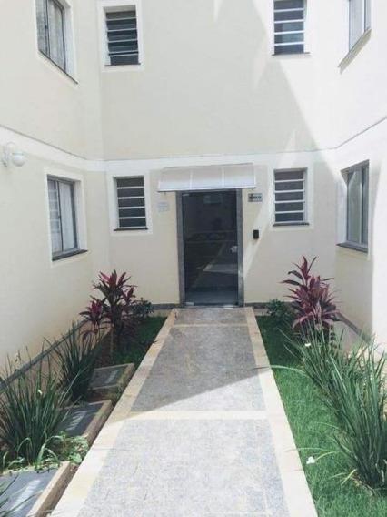 Apartamento Para Venda Em Limeira, Graminha, 2 Dormitórios, 1 Banheiro, 1 Vaga - 3054