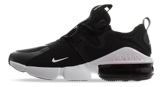 Tenis Nike Air Max Infinity - Bq3999003 - Negro - Hombre