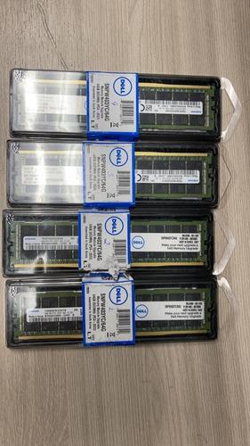 Imagem 1 de 1 de  Dell Memoria Ddr4 64gb 2933mhz Rdimm 2rx4 - Snpw403yc/64g