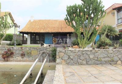 Casa Residencial Para Venda E Locação, Portinho, Cabo Frio. - Ca0762