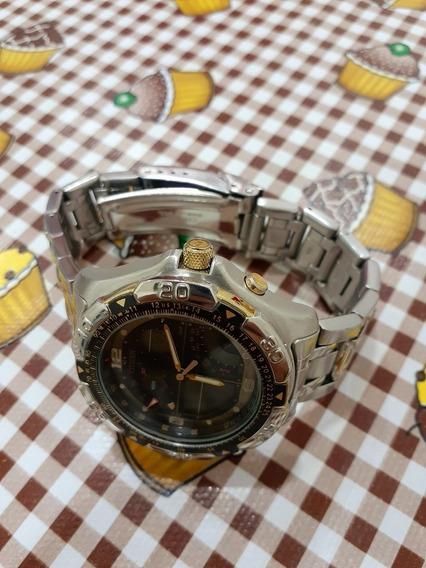 Relógio Citizen Wigman Temperatura