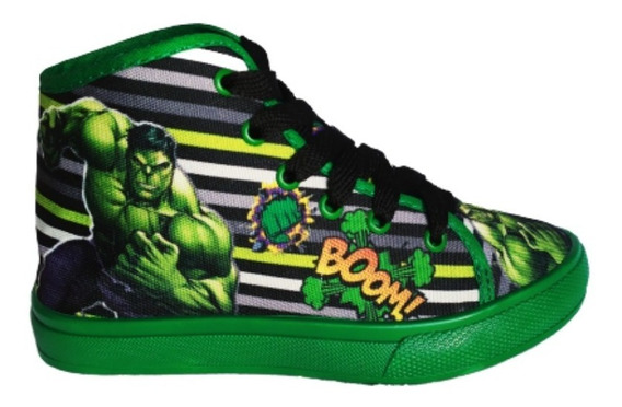Black Friday Tênis Infantil Masculino Hulk