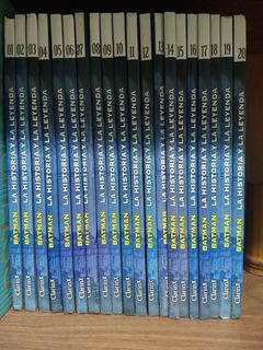 Colección Batman Completa