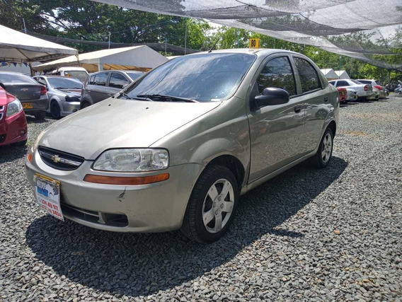 Chevrolet Aveo Family Motor 1.5 Beige 2014 4 Puertas