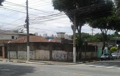 Terreno Residencial À Venda, Rudge Ramos, São Bernardo Do Campo - Te4197. - Te4197