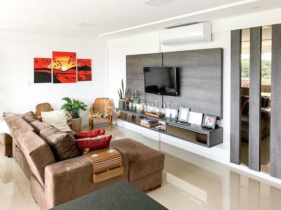 Apartamento Semi-mobiliado Com 3 Dormitórios - 1376