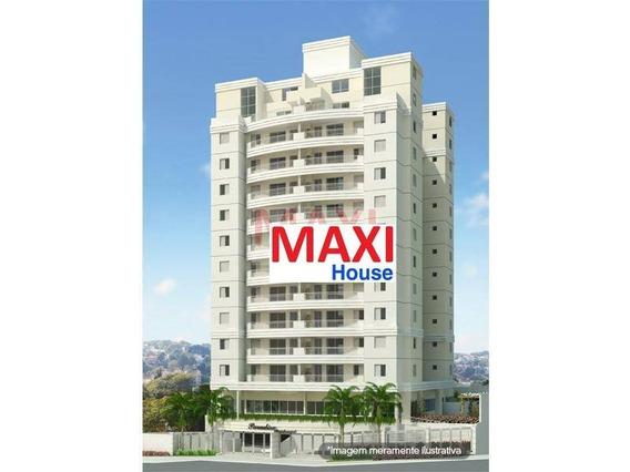 Apartamento 75 M², Edifício Duo Paradise, 2 Dormitórios, 1 Suíte, 2 Vagas, Centro, Osasco. - Ap0159
