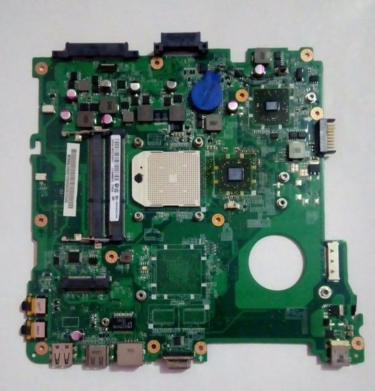 Placa-mãe E-machines Da0zqamb6c0 Rev:c (com Defeito)