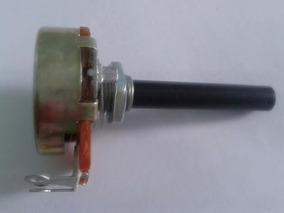 Potenciômetro Carvão 23mm 10k S/chave Lin (10peças)