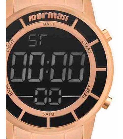 Relógio Mormaii Digital Rose Gold Mobj3463df/4j Original