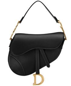Bolsa Dior Saddle Couro Legítimo Frete Grátis