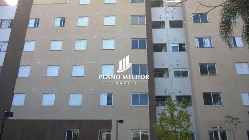 Imagem 1 de 13 de Apartamento Em Condomínio Padrão Para Venda No Bairro Jardim São Francisco (zona Leste), 2 Dorm, 0 Suíte, 1 Vagas, 49 M.ap1165 - Ap1165