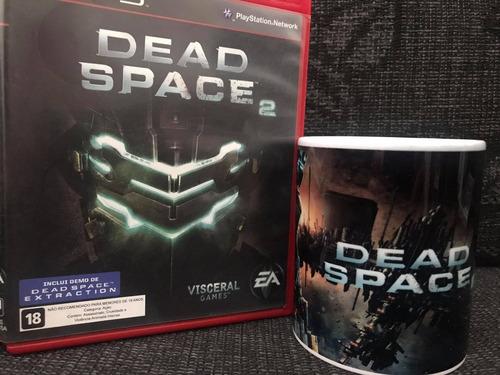 Jogo Dead Space 2 Ps3 + Caneca 325 Ml #frete Grátis #