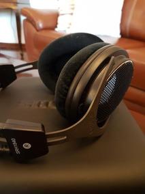 Fone Shure Srh1840-excelente P/ Masterização E Mixagem